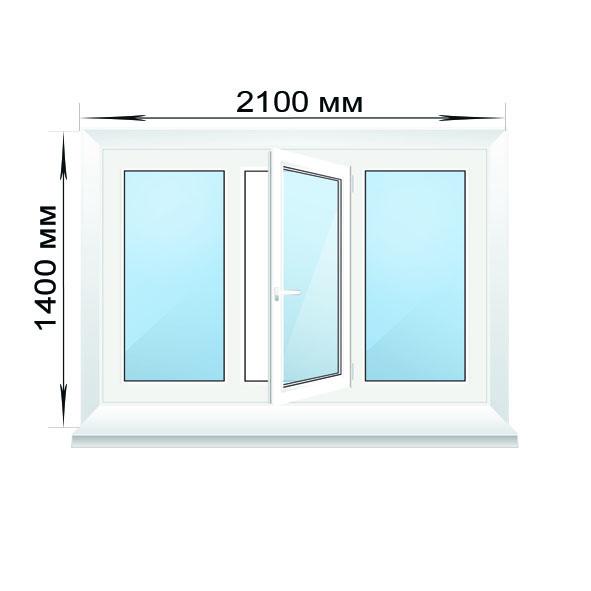 Вікно у вітальню ціна