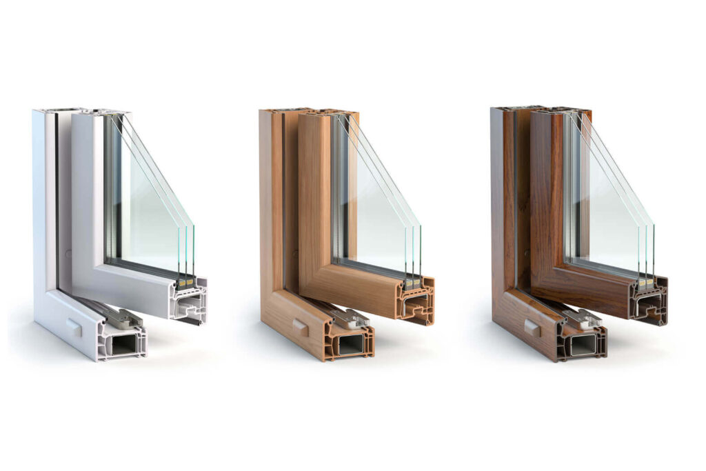металопластикові профілі для вікон
